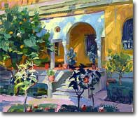 Sorolla's Porch